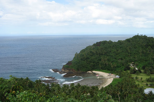Apolima ou crónica eternidade Samoan doméstica