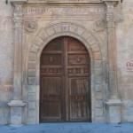 Entrada al Palacio de los Duques de Pastrana