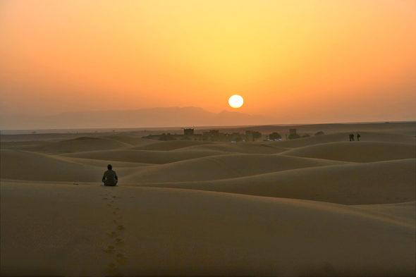 Dunes de Erg Chebbi: la casa dels berber