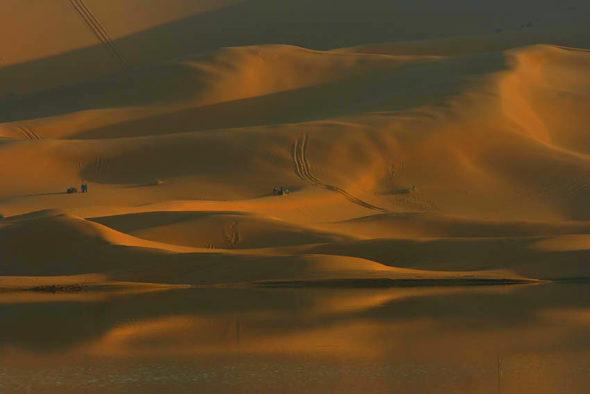 Cinco historias dos desertos de África