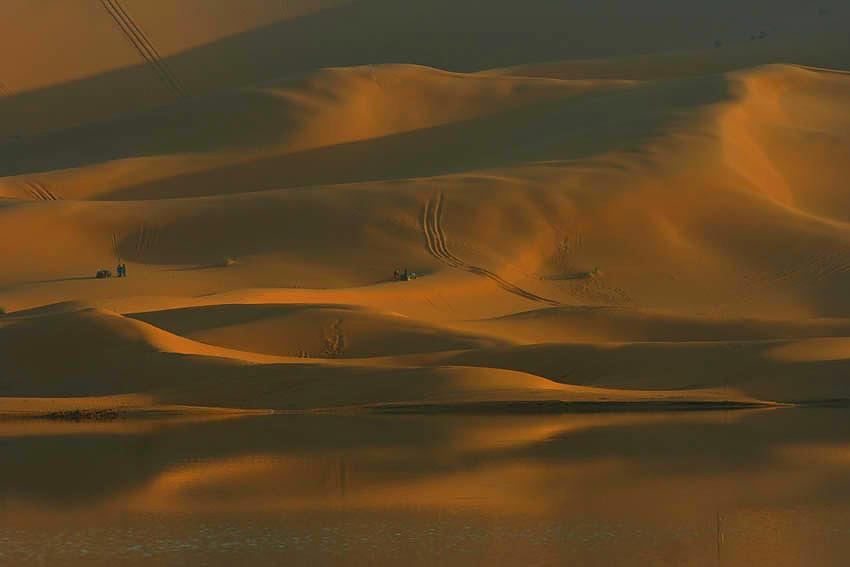 Cinco historias de los desiertos de África