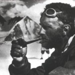 Eric Shipton en el Himalaya