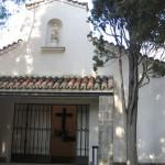 Ermita donde se encuentran los restos de los fusilados