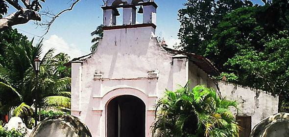 La Antigua Veracruz: Hernán Cortés den Rubikon