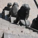Estatuas del templo Nyatapola