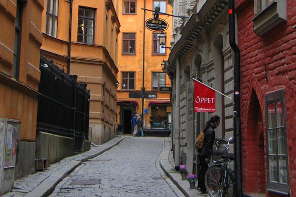 Veinte calles para disfrutar de Estocolmo a pie