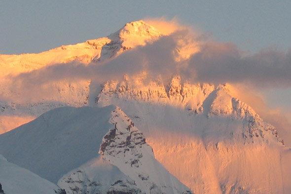 Everest: la rutina de la belleza
