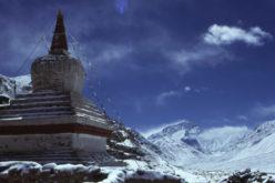 Everest desde el monasterio de Rongbuk