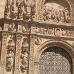 Fachada del convento de San Esteban