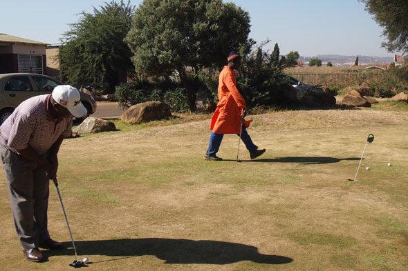 Soweto Country Club: un campo da golf in miseria