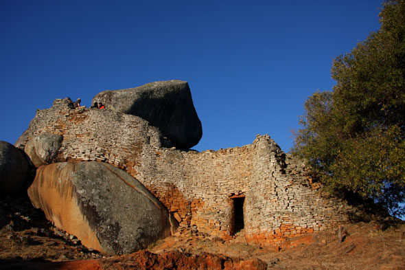 グレートジンバブエ: ブラックアフリカの遺跡