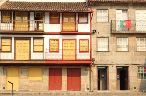 Guimaraes: viaje a las entrañas de Portugal