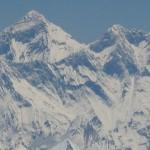 El Everest, eterno y desafiante, desde las alturas en el vuelo a Lhasa