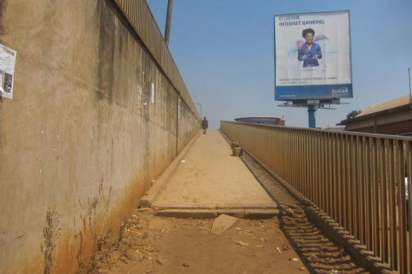 Lusaka: the city that smells of dust, soulless
