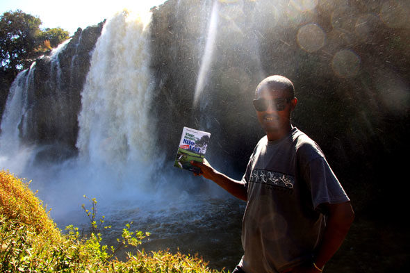 Etiopia: las cataratas de Ricardo Coarasa (II)