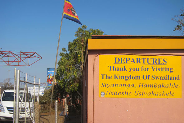 Suazilândia: o sátrapa e seus cinco mil virgens
