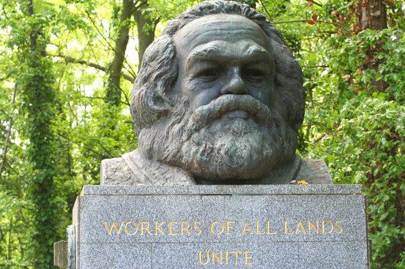 Highgate: el cementerio olvidado de Karl Marx