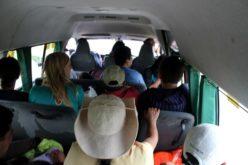 Perú en autobús