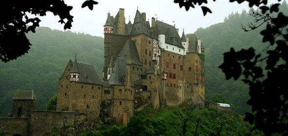Renania-Palatinado: centinelas de pedra sobre o Río Rhin