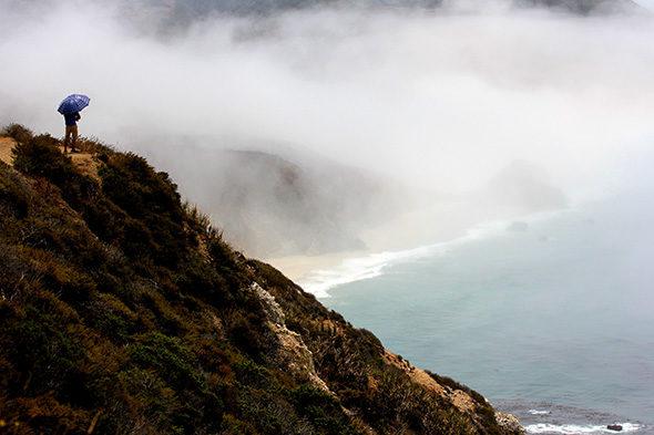 Путь Big Sur