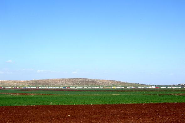 Diario de una guerra en la frontera turco-siria