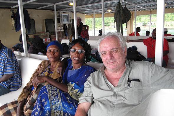 Tanganyika e Raíña de África