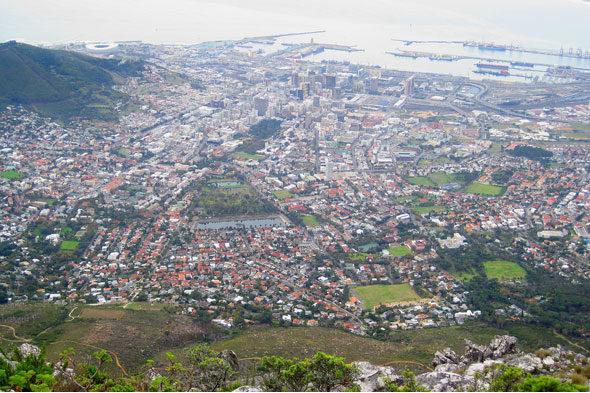 África do Sur: de tabaco, roubo e abrazos