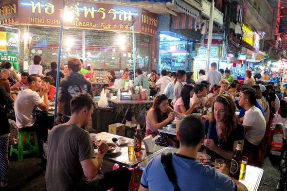 Bangkok, além dos guetos de turistas