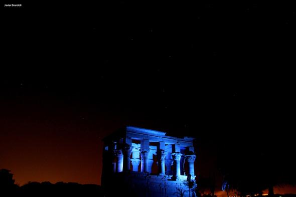 El fin del decepcionante y bello Egipto