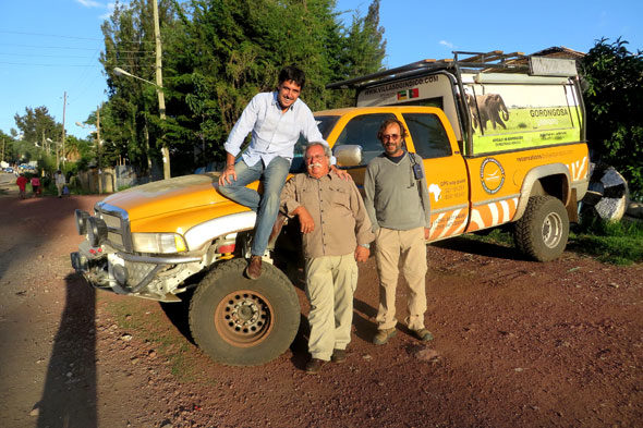 エチオピア: いい男に別れを告げる