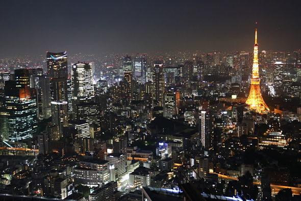 Tokio, el hormiguero