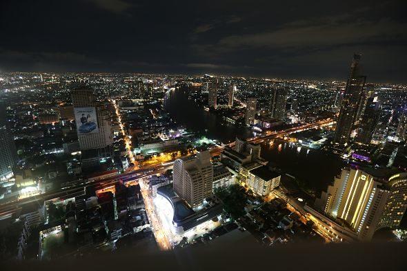 Bangkok, 15 anos