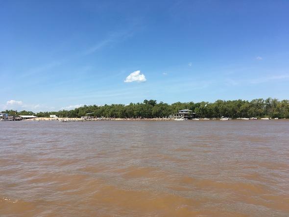 A orillas del Paraná