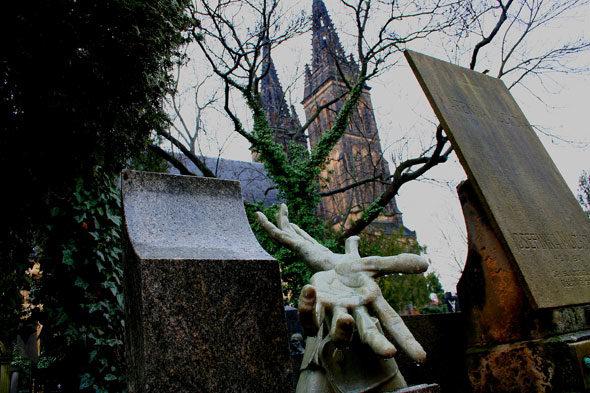 Vysehrad: la tenebrosa i desconeguda turó de Praga