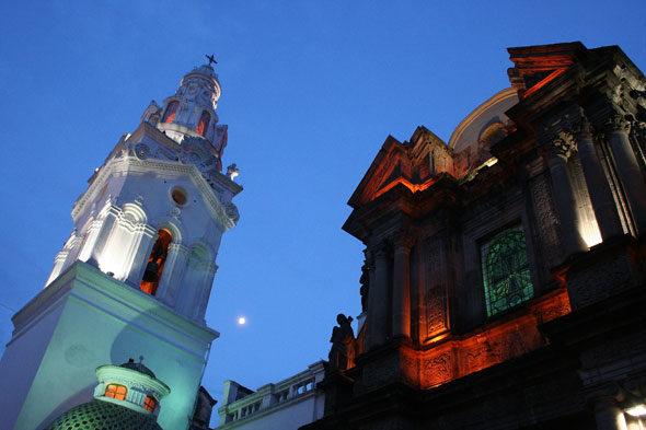 Quito: a cidade construída sobre as cinzas dos Incas