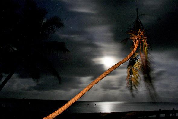 """Islas Там Яла: """"Потерянный"""" в середине Карибского 20 долларов в день"""
