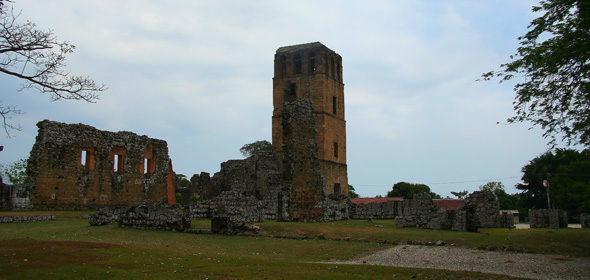 Old Panamá: o abate dos corsários Inglês
