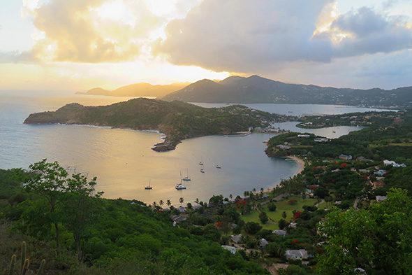 Antigua y Barbuda: una semana en la isla de M