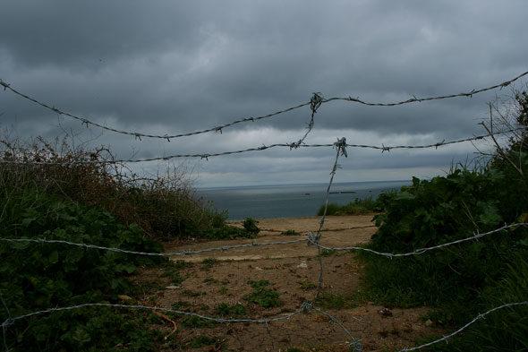 """Normandía: vestixios de """"Longest Day"""""""