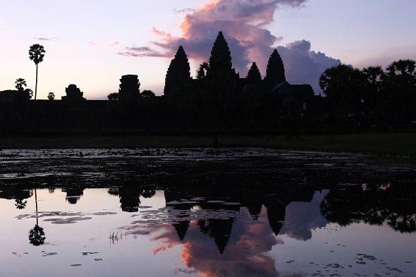Angkor: Maravilla entre las maravillas