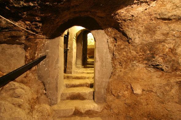 Toledo: les grutes secretes i els templers