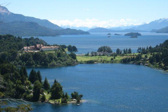 Nahuel Huapi: a última viaxe do Perito Moreno