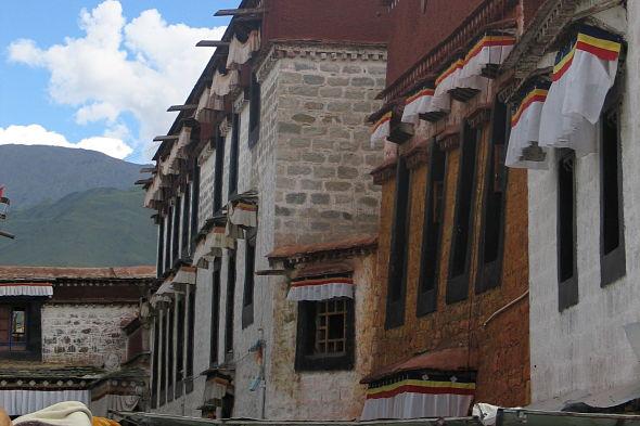 La odisea de ir al baño en Lhasa