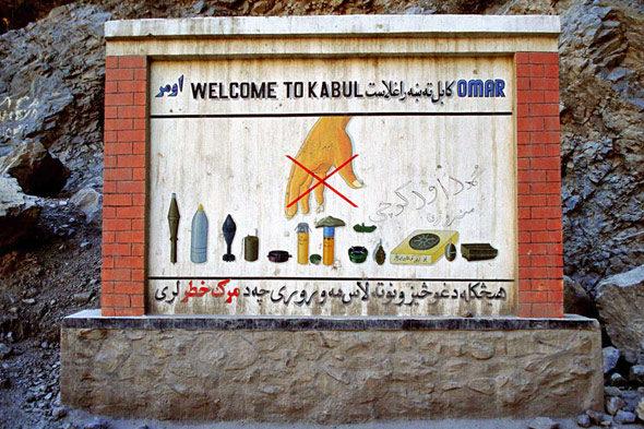 Kabul: corazón enfermo
