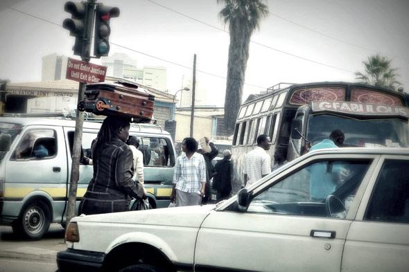 Llegar a viejo en Kenia