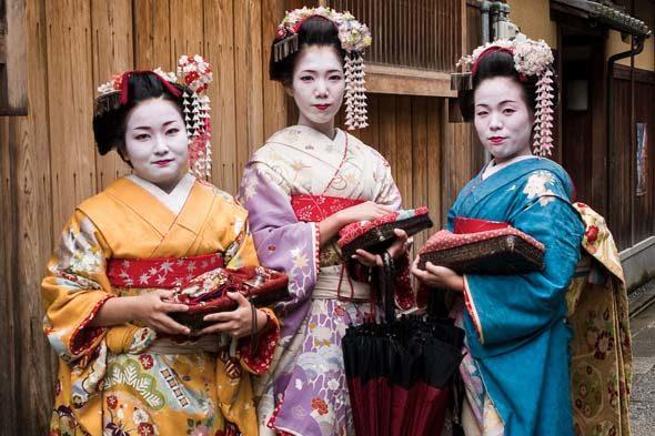 Kyoto: ruta pel barri de les geishes