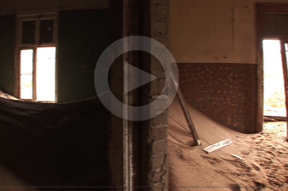 Kolmanskop, Napušteni grad