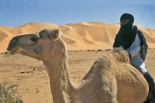 La pell blava de Líbia