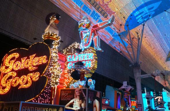 Fremont Street: el viejo corazón de Las Vegas