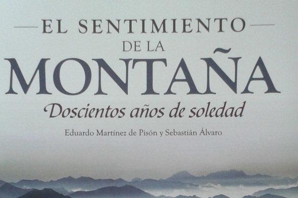 Presentación de El sentimiento de la montaña